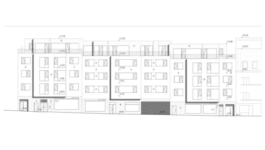 Developerský projekt BD Kobylisy